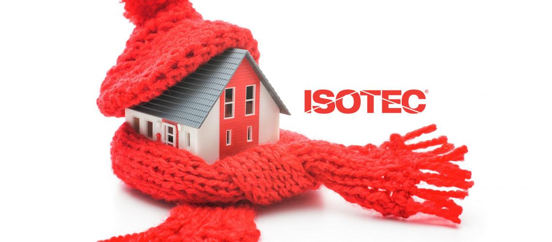 Isotec hőszigetelés az élhető tetőtérért